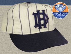 Image detail for -EBBETS FIELD「1935 House Of David」Fitted Baseball Cap | :: STRICTLY ...