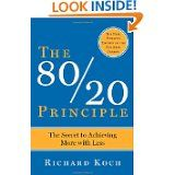 Recommended by Tim Ferriss and Gay Stoner, the 80/20 has been around forever.