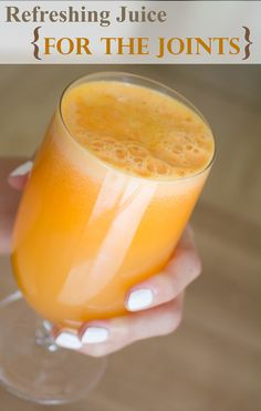 Juice for Joint Health