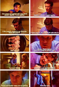 Matt Smith Doctor