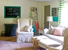 The Shabby Creek Cottage: Home Tour