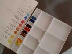 Watercolour Painting Course Part 1