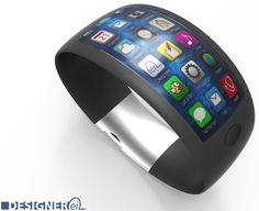 Amid iWatch rumors, new concept with biometric sensors appears  iWatch is reportedly ready for launch later this year by Apple according to the latest rumors, and one of the strengths of the smartwatch is the biometric sensors that would monitor vital functions.
