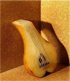 Food art pear