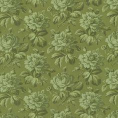 Incarnadine 1997-003 Green Tonal by Robyn Pandolph for RJR