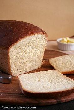 Best White Bread Recipe | Best Sandwich Bread Recipe
