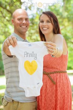 Maternity & Baby Announcement session with KSM Photography at Camp Lejeune, NC.