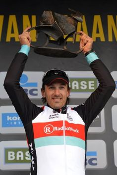 Your 2013 Tour of Flanders champion - Fabian Cancellara