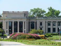 St. Louis, MO - Jefferson Memorial - Missouri History Museum - Forest Park