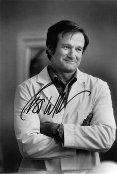 ROBIN WILLIAMS  (Robin McLaurin Williams)  Awesome actor but I cannot stand his comedy.