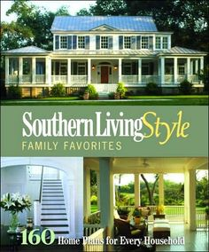 Dream homes on pinterest house plans wrap around for Southernlivinghouseplans com