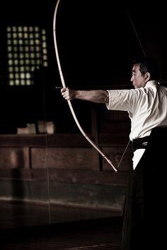 Japanese archery, Kyudo