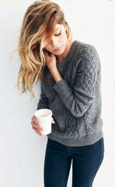 Comfy look | Gloss Fashionista
