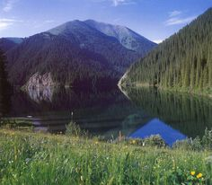 Kazakhstan, The Kulsai Lake #KZ