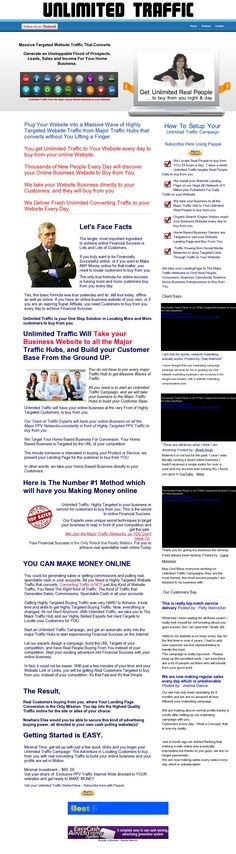 http://thehomeincomebuilder.com Massive Targeted Website Traffic That Converts  Generate an Unstoppable Flood of Prospects, Leads, Sales and Income For Your Home Business. #targeted website traffic #buy traffic #traffic solution #targeted traffic