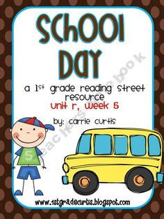 ... street on Pinterest | Reading Street, First Grade Reading and 1st