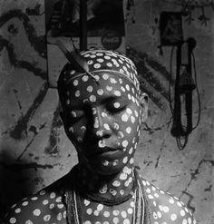 José Medeiros, Rite d'initiation des filles de Saint Bahia, 1951.