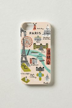 City of Lights iPhone 5 Case #anthropologie #anthrofave