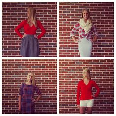 Cute Looks From Our Fall Collection!