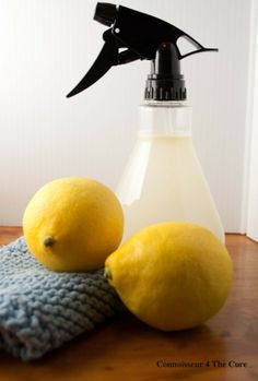 Do-It-Yourself Kitchen Cleaner