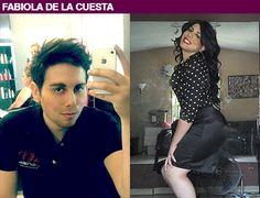 Fabiola de la Cuesta mexican transgender. Male to Female (MTF).