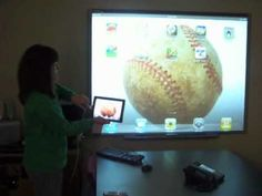 How to connect an iPad to a SMARTboard.