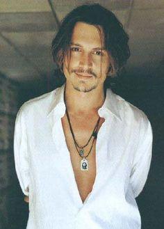 Johhny Depp ,he is so darn hot :)
