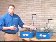 Kreg DB55 Foreman review