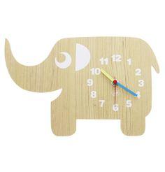 Shmelly the Elephant Clock