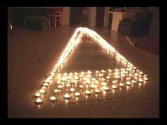 Amazing Fire Illusion!