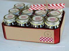 holiday, jar goodi, christma mason, craft, mason jar gifts, gift ideas, christmas, gift set, mason jars