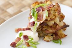 Bacon Roasted Potatoes Recipe