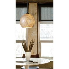 Royan 1-light Chrome Pendant | Overstock.com Shopping - The Best Deals on Chandeliers & Pendants