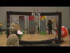 """2012 DI Global Finals, Phanny Pak """"Coming Attractions"""" (Secondary Level)    Nice props and background."""