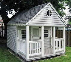 Simple playhouse. Co