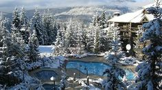 Stay slope-side at The Coast Blackcomb Suites near Whistler