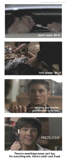 Oh Sam and Dean :)