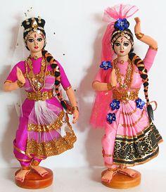 Beautiful Indian Dolls