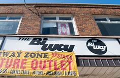 Bi-WAY-loved this store so much , all of us did. Mom would go here at 8:30 and stay way past closing time , they hated us