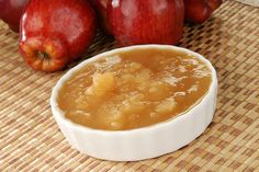 Slow Cooker Skinny Applesauce crock pot, apple sauce, cooker applesauc, no sugar, healthi, slow cooker, side dish, skinni applesauc, dessert
