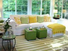 #BaylorProud Living Room
