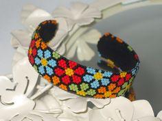 Bright Flowers Cuff | Flickr - Photo Sharing!