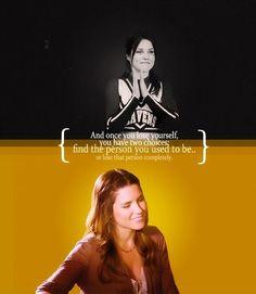 One Tree Hill♥  I loved Brooke Davis!