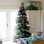 A Christmas Home Tour + Making Your House Your Home