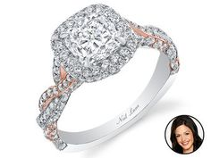 Des, from The Bachelorette, engagement ring
