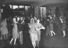 History is made at night: Dancing at the Peckham Experiment