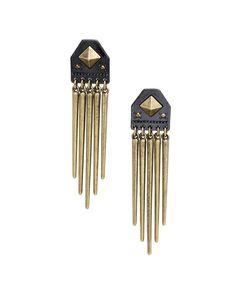 Fringe Riot Earrings