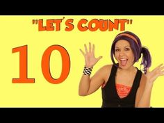Let's Count - Halloween Song