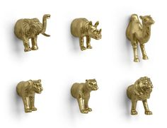 gold egyptian magnets