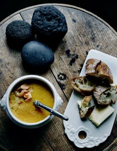 Icelandic fish soup, Mimi Thorisson.